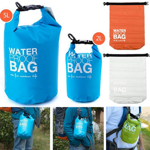 Rafting Bag Waterproof Storage Dry Bag Pouch Case for Kayaking Camping - Visiocology