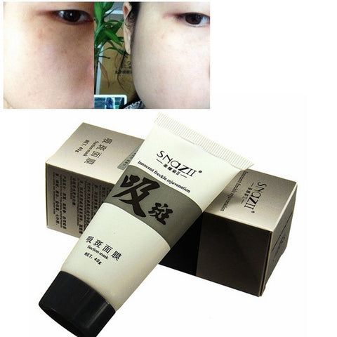 Snazii Dark Spots Fade Face Blackhead Speckle Freckle Remove Whitening Mask - Visiocology