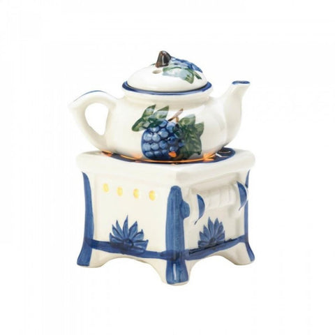 Teapot Stove Oil Warmer-Visiocology