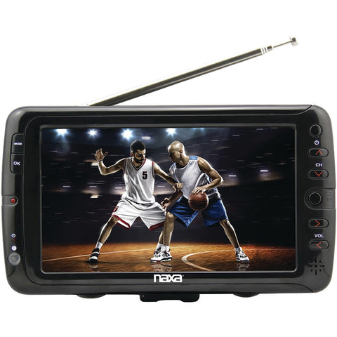 "Visiocology : Naxa NAXNT70 Portable 7"" TV Digital Multimedia Player - Visiocology"