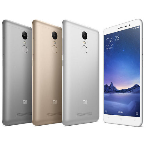 "Visiocology : Xiaomi Redmi Note 3 Pro 5.5"" 2GB RAM 16GB Snapdragon 650 Hexa core 4G Smartphone - Visiocology"