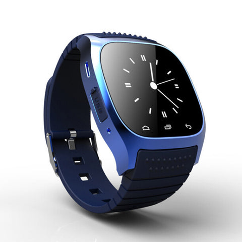 Visiocology : M26 Bluetooth R-Watch SMS Anti Lost Smart Sport Watch For Android-Visiocology