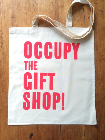 Occupy the Gift Shop!