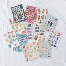 Load image into Gallery viewer, Cut Your Own Washi Sticker Sheets