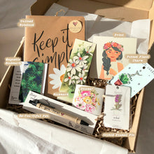 Load image into Gallery viewer, Garden Journaling Gift Box