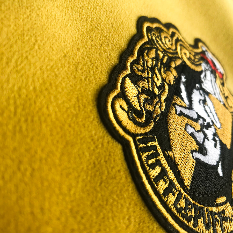 BOGPOSE - House of Hufflepuff (Velour)