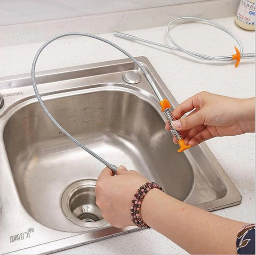 Sink Cleaning Hook
