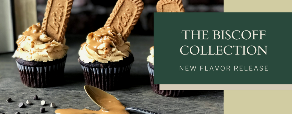 New Flavor Release: Vegan Biscoff Cupcakes and Cookie Butter Brownies