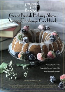 Great British Baking Show Vegan Challenge eBook