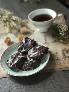 The Great British Baking Show Vegan Challenge Biscuits Week Recipe: Lottie's Quarantine Florentines