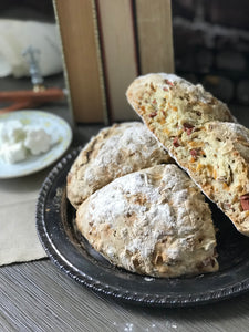 The Great British Baking Show Vegan Challenge Bread Week Recipe: Mark's Irish Soda Breads