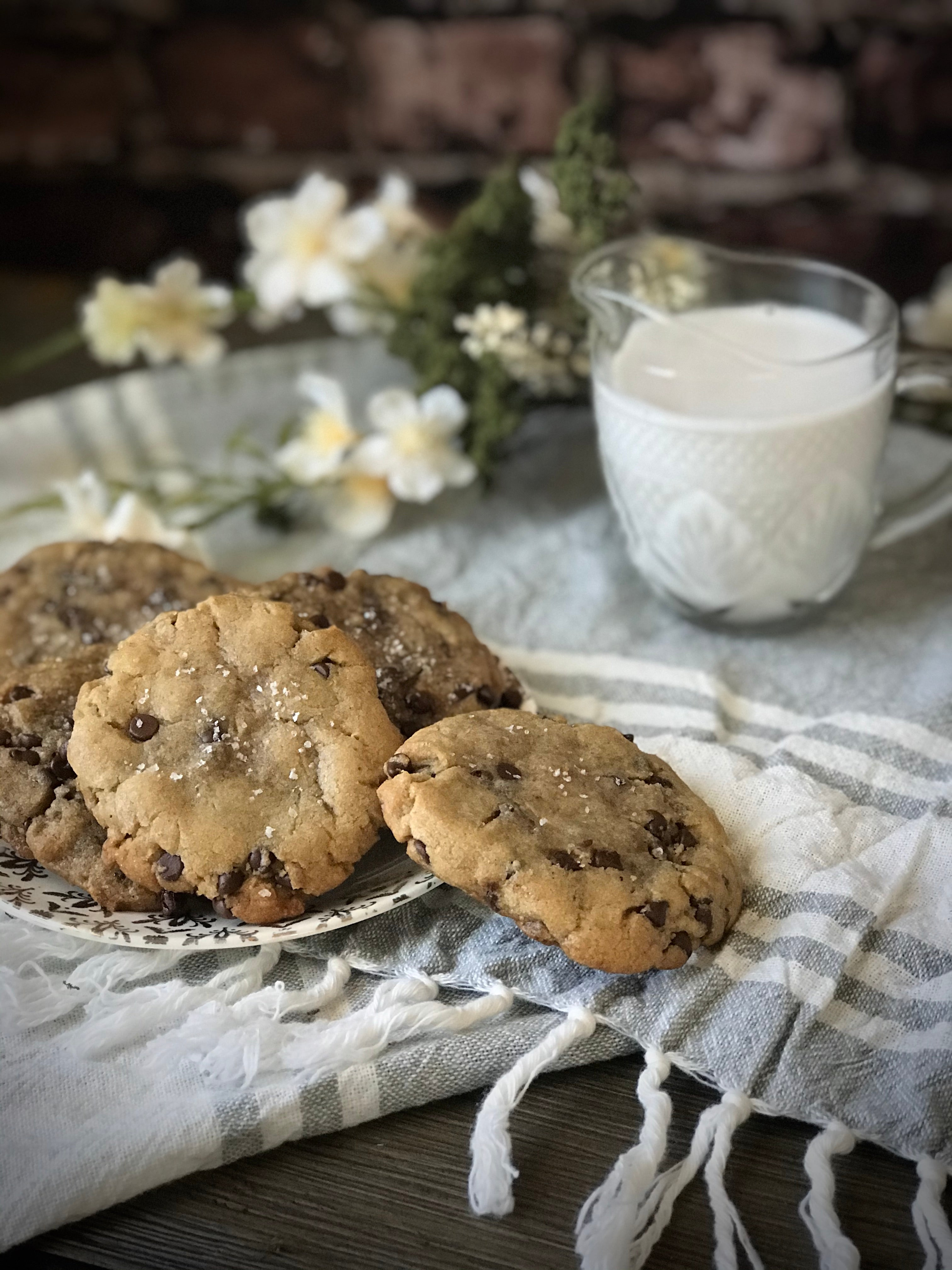 Muggle Favorite: Salted Chocolate Chip Cookie