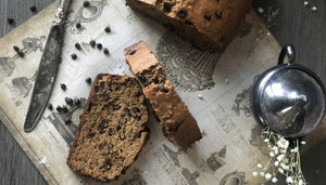 Banana Chocoloate Chip Bread
