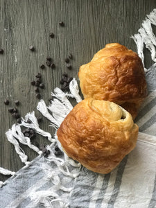Muggle Favorite: Chocolate Croissants