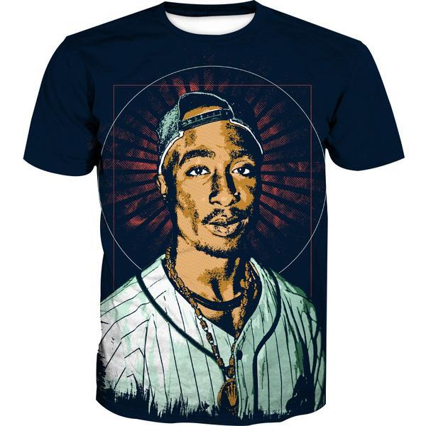 2Pac T-Shirt - Hip Hop Rap Tupac Clothes - Hoodie Now