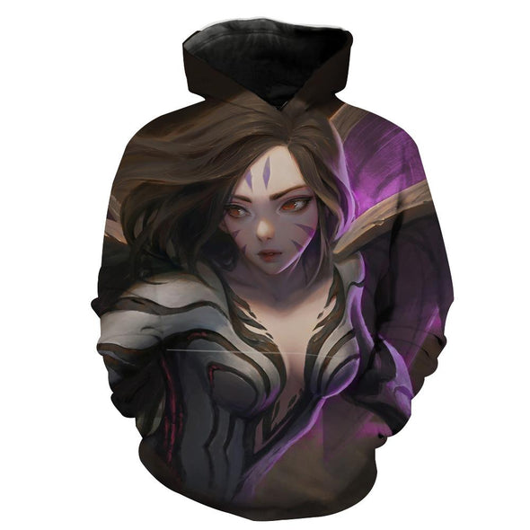 Kaisa Skin Tank Top - League of Legends Clothes - Hoodie Now