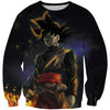 Goku Black Hoodie - Dragon Ball Super Clothes - Hoodie Now