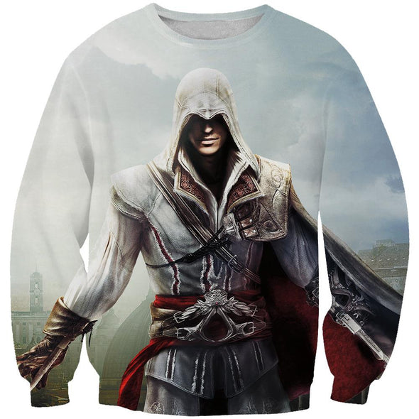 Assassin's Creed Tank Top - Desmond Clothing - Hoodie Now