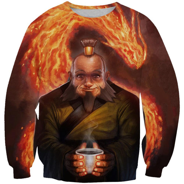 Uncle Iroh Clothes