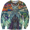 Epic WoW Lich King Sweatshirt - World of Warcraft Clothes - Hoodie Now