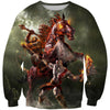 God of war 3 clothes