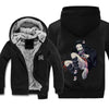 Demon Slayer Nezuko Fleece Jacket - Anime FLeece Jackets - Hoodie Now