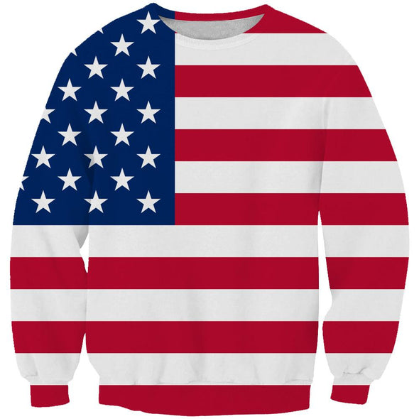 American Flag CLothing