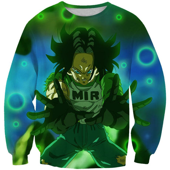 android 17 clothing