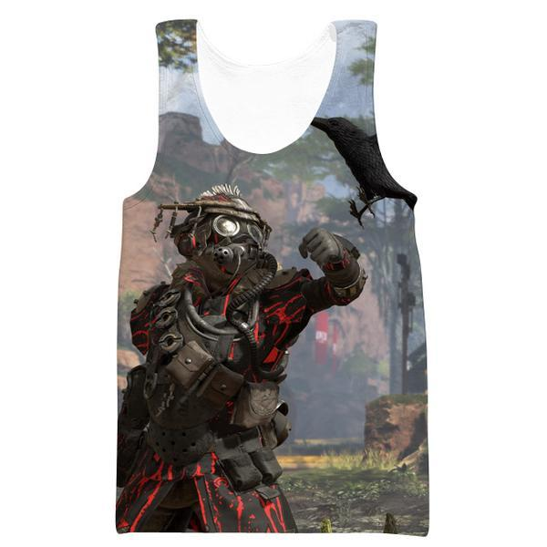 Apex Legends Battle Tank Top - Apex Legends Apparel - Hoodie Now