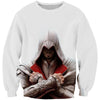Assassin's Creed Dagger Sweatshirt - Assassin Video Game Clothing - Hoodie Now