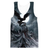 Assassins Creed Tank Top - Raven Clothing - Hoodie Now