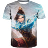 Azula T-Shirt - Avatar The Last Airbender Azula Clothes - Hoodie Now