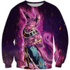 Beerus Clothing