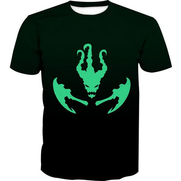 Black Thresh T-Shirt - League of Legends Shirts - Hoodie Now