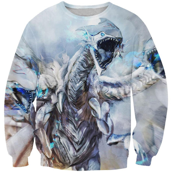 Blue Eyes White Dragon Clothing