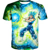 Blue Vegetto T-Shirt