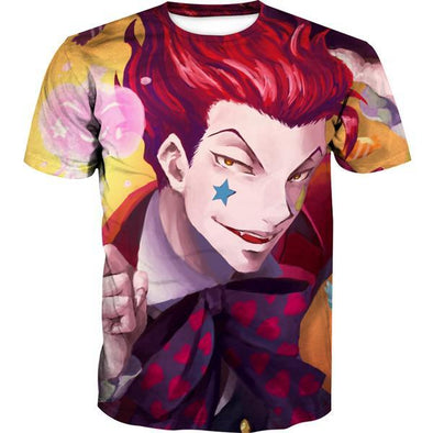 Bungee Gum Hisoka T-Shirt - Hunter x Hunter Shirts - Hoodie Now