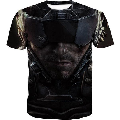 Call of Duty T-Shirt - Black Ops 4 Blackout Clothes - Hoodie Now