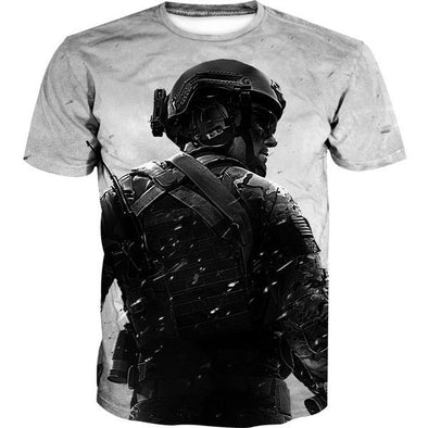Call of Duty T-Shirt - Black Ops Blackout Clothes - Hoodie Now