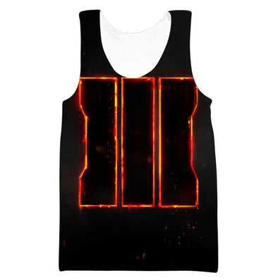 Call of Duty Tank Top - Black Ops 3 Symbol - Hoodie Now