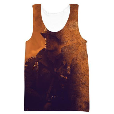 Call of Duty Tank Top - Call of Duty Clothes - Hoodie Now