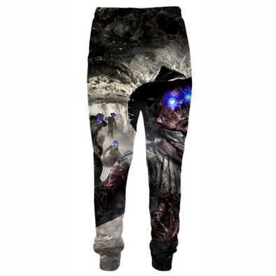 Call of Duty Zombies Sweatpants - Black Ops Zombie Clothes - Hoodie Now