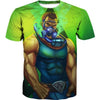 Caustic Apex Legends T-Shirt - Apex Legends Clothes - Hoodie Now