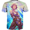 Ciri Witcher T-Shirt