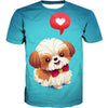 Cute Shih Tzu T-Shirt - Puppy Shih Tzu Dog Clothing - Hoodie Now