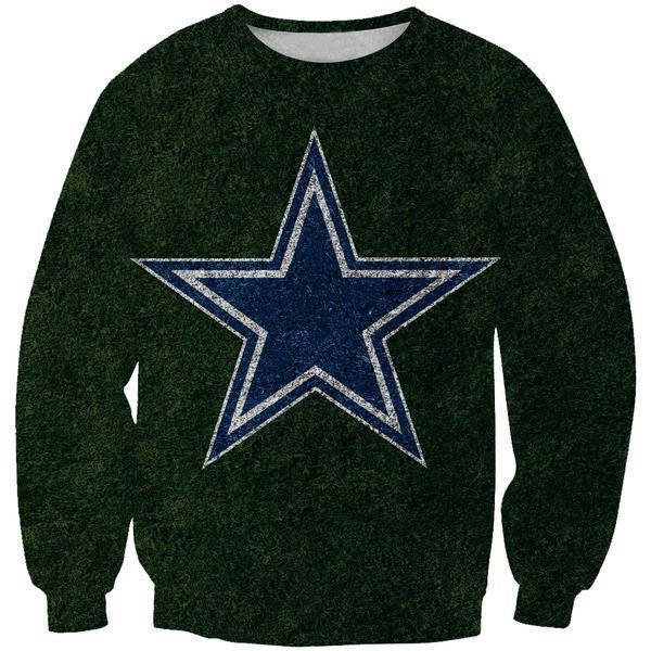 Dallas Cowboys Sweatshirt - Football Cowboys Field Clothes - Hoodie Now
