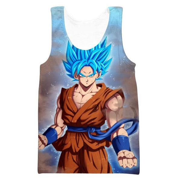Dragon Ball Gym Shirts Goku