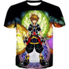 Epic Sora T-Shirt - Kingdom Hearts 3 Hoodie - Hoodie Now