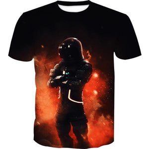 Fortnite Astronaut Skin T-Shirt - Fortnite Clothing and Shirts - Hoodie Now