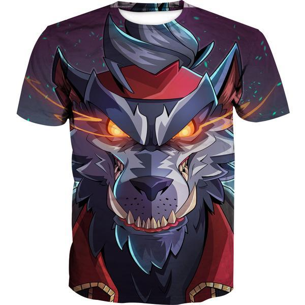 Fortnite Direwolf Skin T-Shirt - Direwolf Fortnite Clothes - Hoodie Now